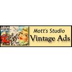 Mott's Studio Vintage Ads