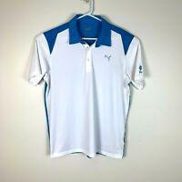 Puma Golf Polo Shirt Size Men's UK Large (US Medium)