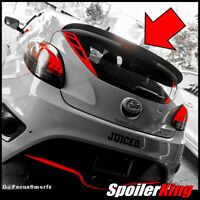 SpoilerKing Add-on Rear Lip Spoiler 284K (Fits: Hyundai Veloster Turbo 2012-18)