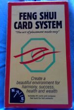 Feng Shui Card System, Nwot, Create A Beautiful Environment For Yourself