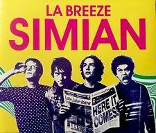 Simian - La Breeze (Enhanced CD With Video 2003) Brian Eno Mix/Ladytron Mix