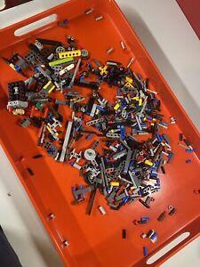 Lego Technic Bundle Pins Connectors  cogs axles arms loads of pieces