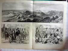 1874 Cape Coast Castle Mccarthy Hill Gold Coast Black Watch Invalids