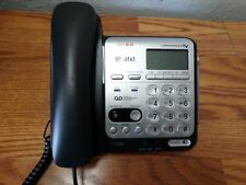 AT&T CL84109 - Corded Telephone Dect 6.0 Expandable to 12