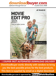 MAGIX Movie Edit Pro 2021 - [Download]
