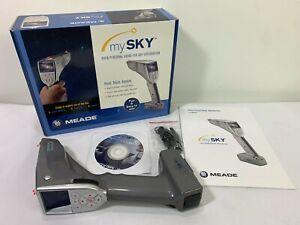 Meade mySKY Personal Guide Star Exploration Radar Planetarium Attachment