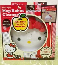 Hello Kitty MOPET Wipe Mop Robot Cleaner Flooring help clean up ZZ-MR4-KT CCP