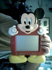 DISNEY MICKEY MOUSE OHIO ETCH A SKETCH ORIGINAL HOME DOODLING TOY CHARITY