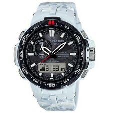 Casio Protrek PRW-6000SC-7 PRW-6000SC Reloj De Cristal Mineral Nuevo