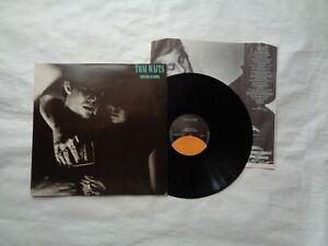 TOM WAITS (Foreign Affairs) Asylum Records 1977 original German pressing