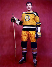 Vic Stasiuk Boston Bruins 8x10 Photo