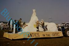 More details for young farmers club float artic antic lincolnshire show 1973 original 35 mm slide