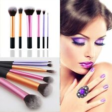6pcs Pro Makeup Brushes Set,Brush Tool Cosmetics Beauty Tool