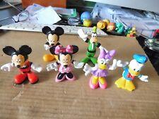 lot de 6 figurines disney ; bassin articulé