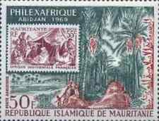 Timbre Mauritanie PA84 ** lot 22116