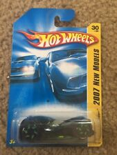 Hot Wheels 2007 New Models 30/36 Cloak And Dagger  Green w/ Smoke Cover