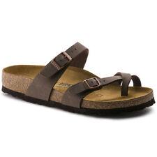 Birkenstock Mayari Sandals - Mocca Brown BNIB 071061