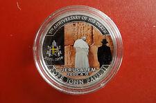 *Palau 1 Dollar 2010 PP  *Johannes Paul II. /am Klagermauer