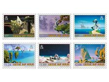 Roger Dean's islas y puentes sello de menta conjunto (UM31)