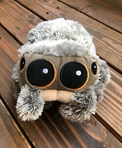 """7"""" Lucas The Spider Plush Kids Animal Stuffed Doll Kids 1st Edition No Voice"""