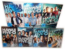Hawaii Five 0 5 O Set - komplette Staffel/Season 1,2,3,4,5,6,7 (1-7)[DVD]43-Disc