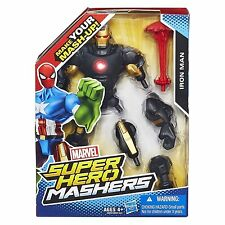 Iron Man Figure Marvel Super Hero Mashers Recommended for ages 4+