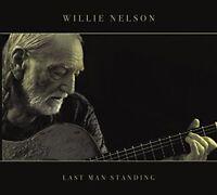 WILLIE NELSON - LAST MAN STANDING [CD]