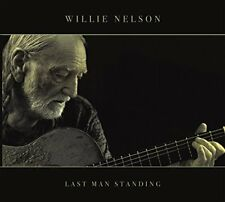 WILLIE NELSON - LAST MAN STANDING [CD] Sent Sameday*