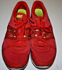 NIKE FLEX 2014 RUN (642791 602) RUNNING SNEAKERS MEN'S 11 Red