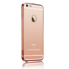iPhone 6 s Plus CNC Aluminium Bumper Metal Chrom Schutz Hülle Cover Case