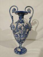 Vaso di di fine 800/ primi 900 stile albisola