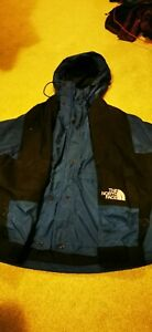 Ladies Red The North Face Goretex Jacket Size L