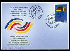 2012 Umbrella,Regenschirm,Parasol,Paraguas,Parapluie,Romania-Germany,Mi.6653,FDC