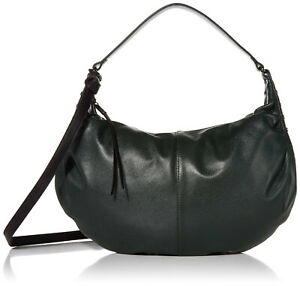 NWT Vince Camuto Lysa Hobo Deep/Jade Leather Bag  GREAT COLOR PERFECT SALE BIN!