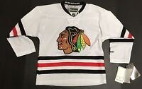New NHL Chicago Blackhawks Winter Classic Youth Hockey Jersey Stanley Cup