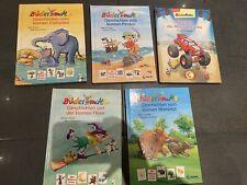 Bildermaus Kinderbuch Paket 5 Bücher, Leseanfänger
