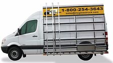 Glass Carrier Rack Truck Glazer Kit for High Roof Van MyGlassTruck.com