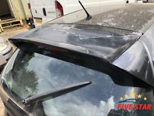 2003 Honda Civic Black B92P  Tailgate Trunk Lid Spoiler