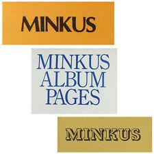 Minkus U.S. Plate Block No. 25 1973 Supplement Singles