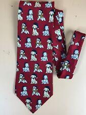 Neckwear FN Christmas Holiday Puppies Hats Necktie Tie