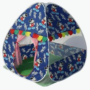 Foldable Popup Kids Play Tent House for 1 Year to 12 Years