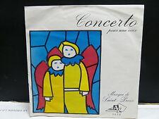 SAINT PREUX Concerto pour une voix AZ 2030 Pressage BELGIQUE