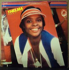 THELMA HOUSTON Ready to Roll LP OOP late-70's Tamla