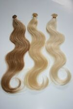 "REMY EUROPEAN HAIR EXTENSIONS 18"" I-TIP WAVY 100 STRAND"