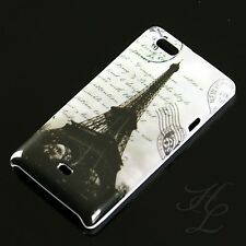 Sony Ericsson ST23i Xperia Miro Hard Case Schutz Hülle Etui Cover France SW