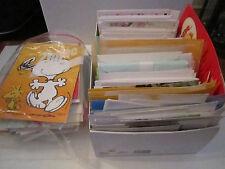 100'S OF UNUSED GREETING CARDS & ENVELOPES - 8LBS - NICE