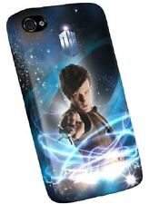Doctor Who 11th Doctor Matt Smith iPhone 4 Snap Plastic Cover Case Licensed NEW
