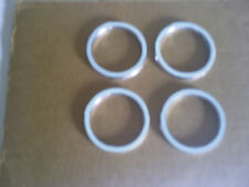 4 NEW SUZUKI  GS750,GS850,GS1000,GS1100,GS1150   EXHAUST GASKETS