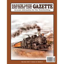 Narrow Gauge and Short Line Gazette - Nov/dec 2019 Volume 45 Number 5