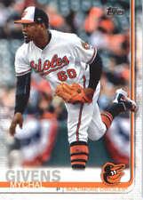2019 Topps Series 1 Baseball Base Singles #201-350 (Pick Your Cards)
